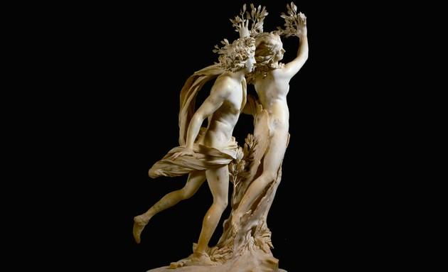 Apolo y Dafne Bernini